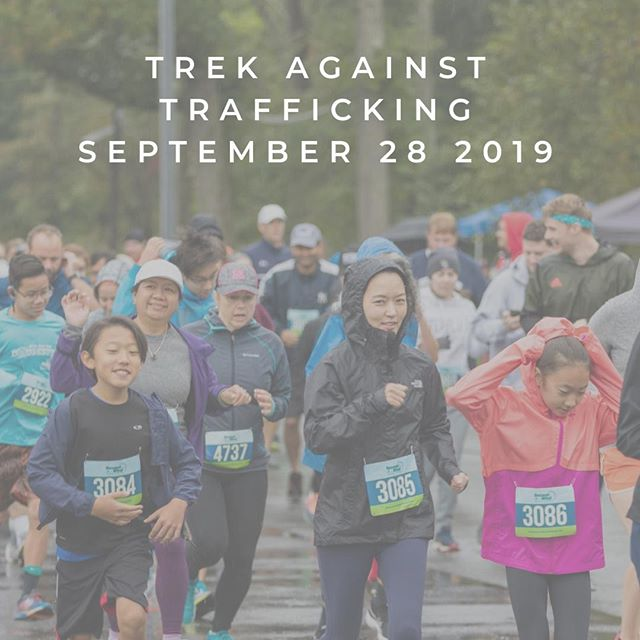 Every year, for the past 6 years, we have gathered together, rain or shine, to run for freedom. Have you joined us before? Let us know why you chose to run for freedom. www.runsignup.com/trek2019  #lovetrue #endit #endhumantrafficking #runforfreedom #trekagainsttrafficking #trek2019 #tat2019