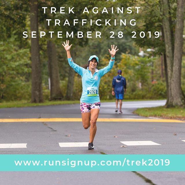 We are 2 weeks away! Register today! www.runsignup.com/trek2019  #endsextrafficking #endit #trekagainsttrafficking #lovetrue #runforfreedom #trek2019 #tat2019