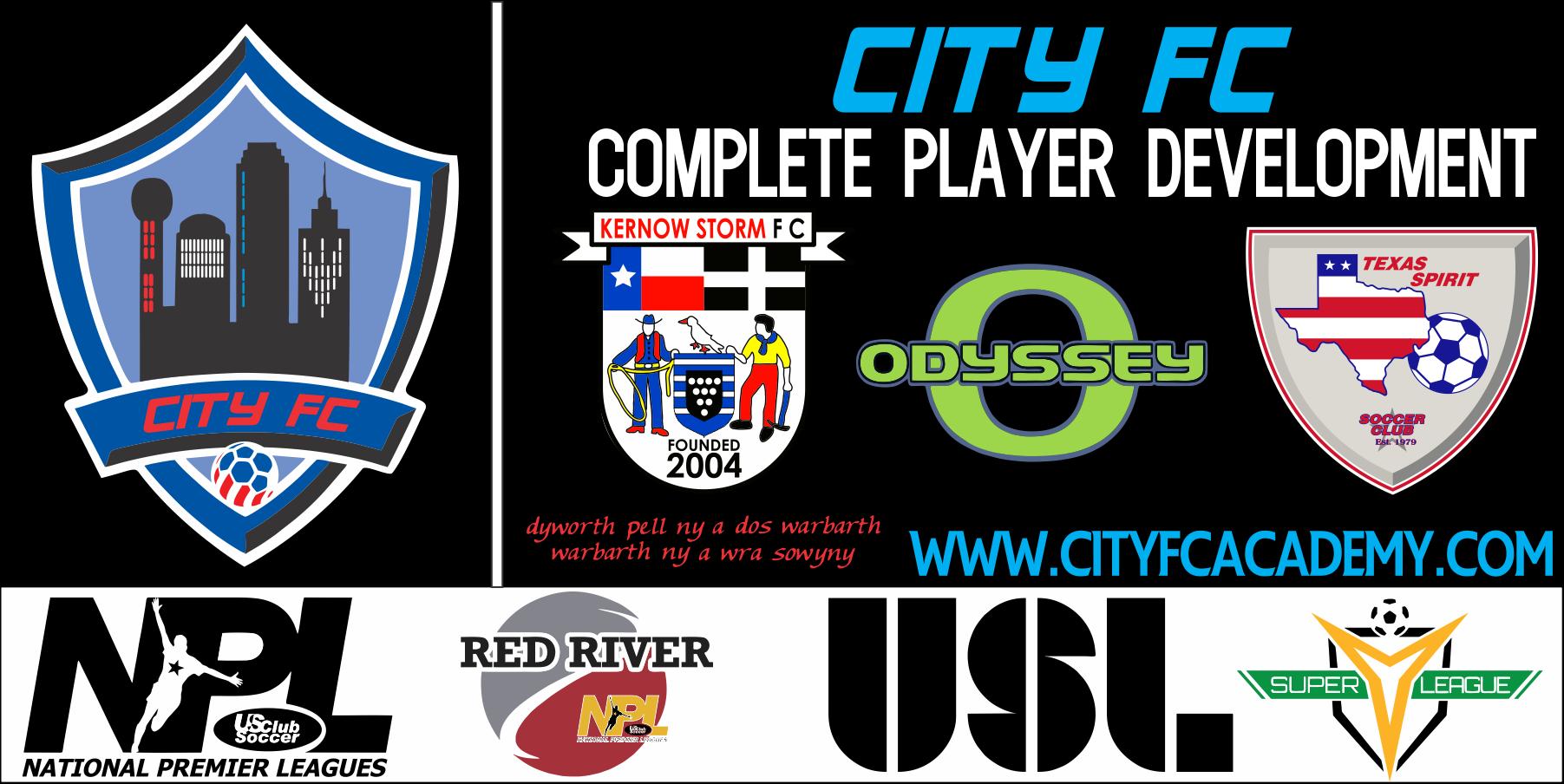 City FC member club affiliates