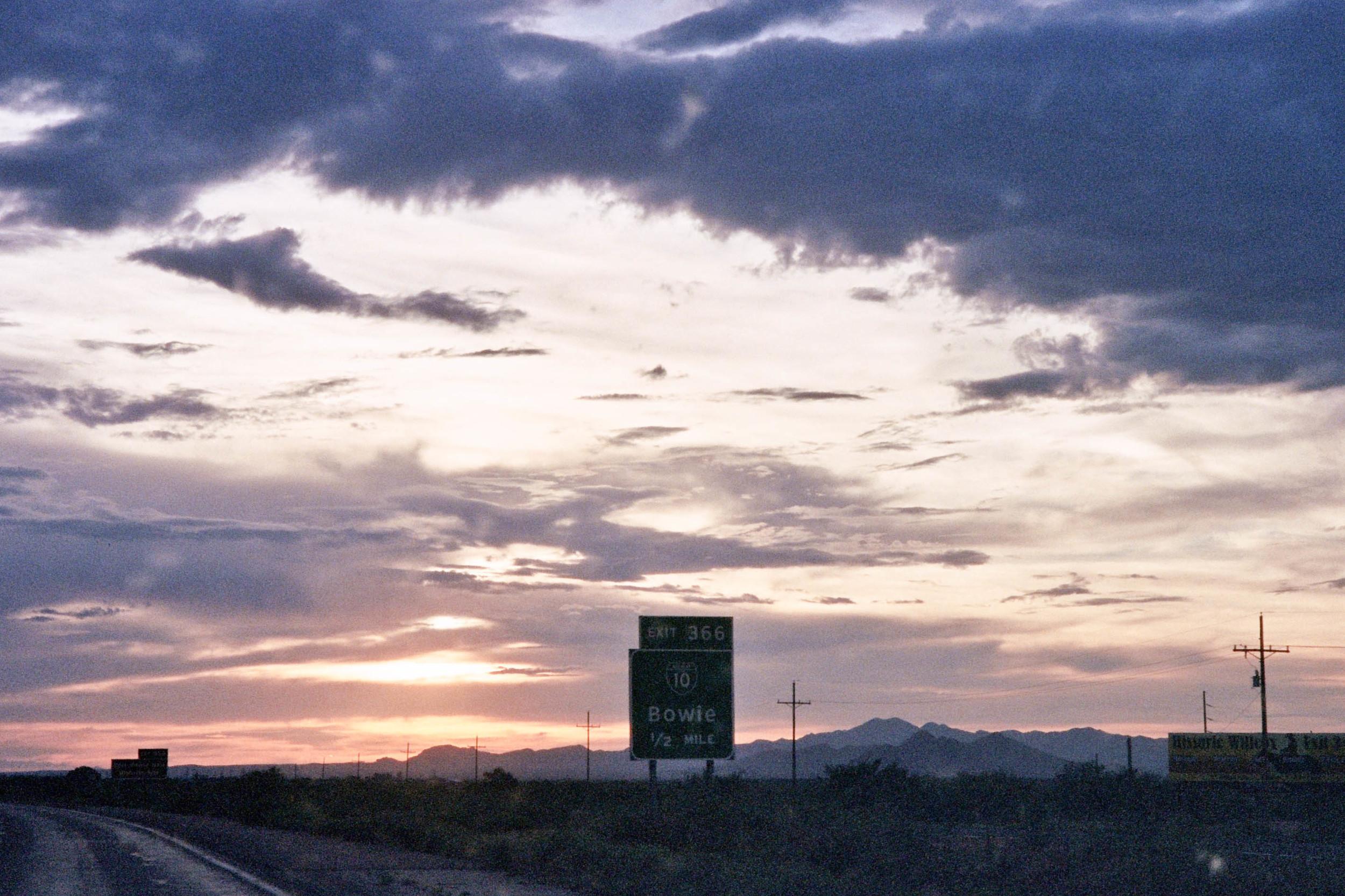 I-10, AZ