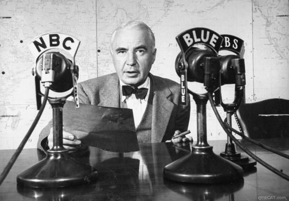 This is Elmer Davis, the greatest 20th century journalist you never heard of. He was a major force in radio in the mid-century. Before that, in the late '20s and early to mid '30s, he hung out in Key West enough to write some excellent, sardonic essays about the place for Harpers. Someday I am going to start a program of awards for nonfiction writing about the Keys. They will be called the Elmers.