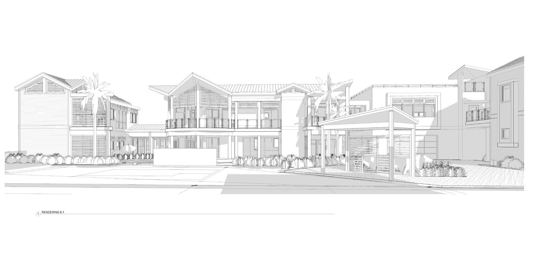 This proposed building at 616 Eaton St. has been approved, despite widespread and vocal opposition. It even helped inspire the formation of a new group, called Keep Old Town Old.