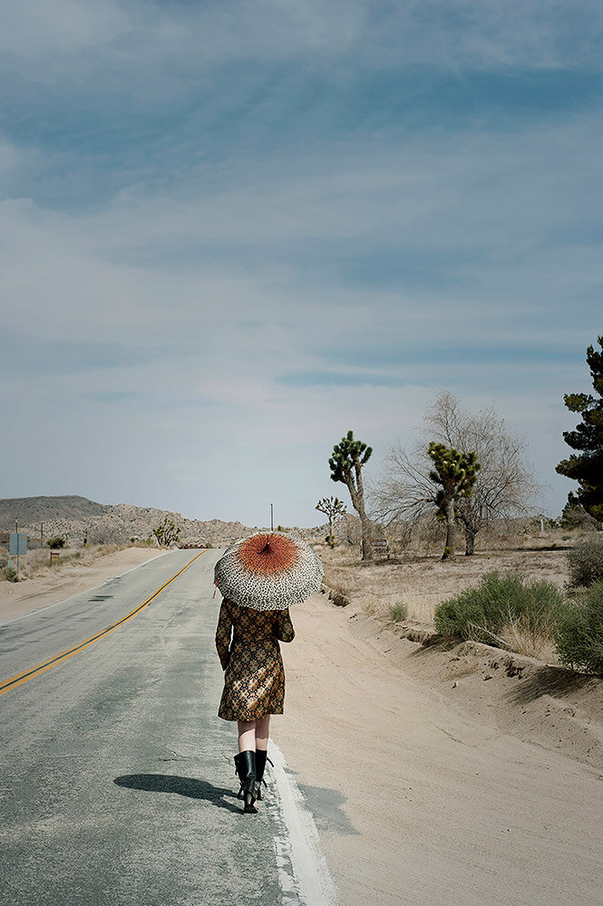 Editorial Portrait Photography by Bryony Shearmur