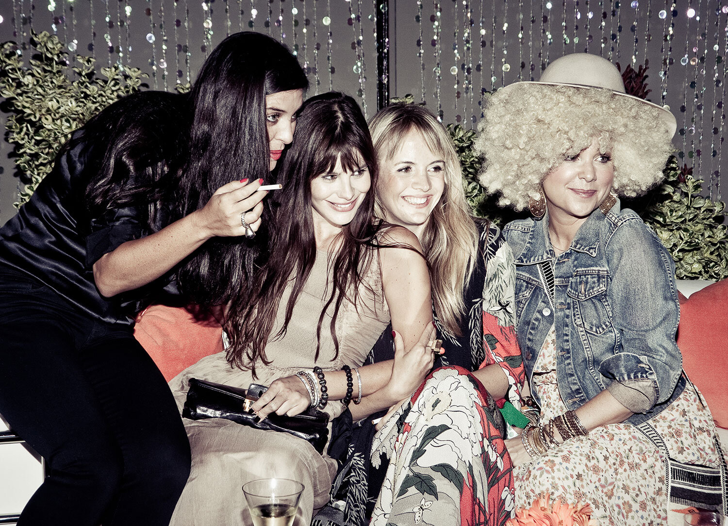 Darren Starr Birthday Party : Photography by Bryony Shearmur