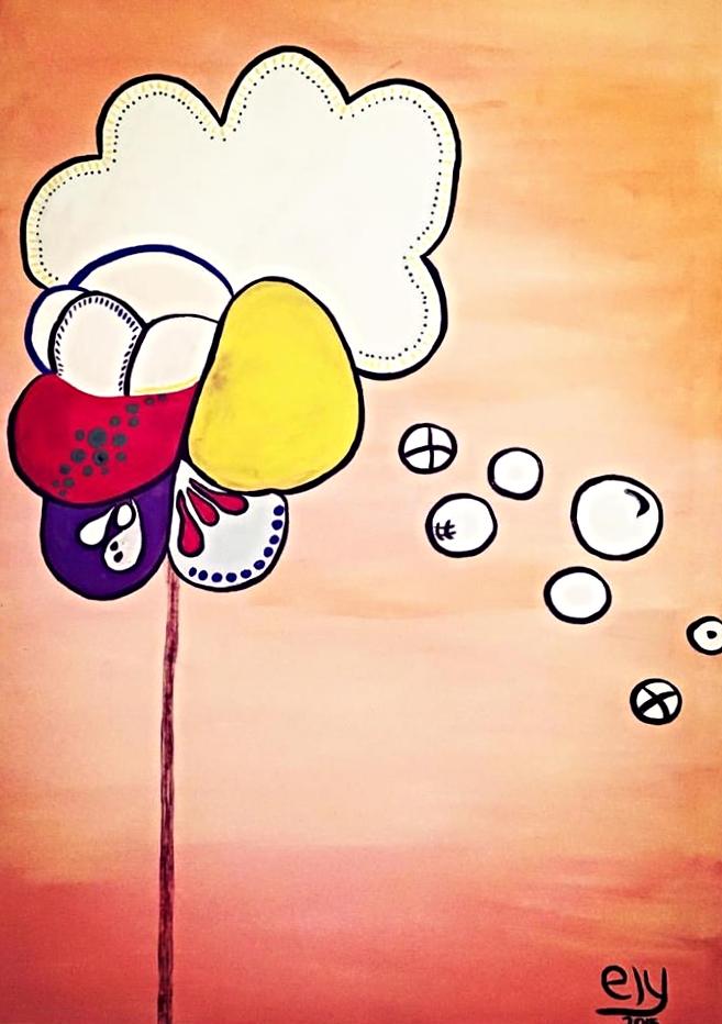 Las Burbujas.