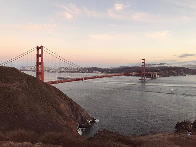 SF showing off this weekend