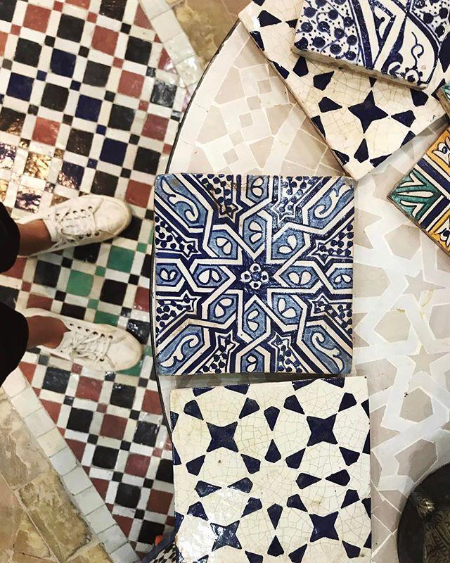 How bout dem tiles?