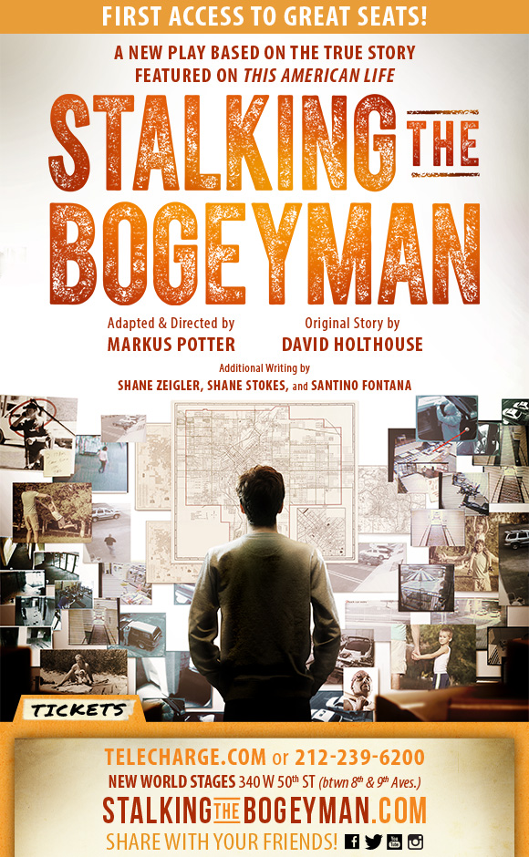 Stalking the Bogeyman, directed by Markus Potter