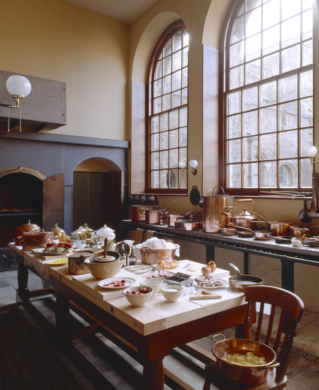 The Kitchen at Penrhyn Castle, Gwynedd, Wales. Photo ©National Trust Images Andreas von Einsiedel 96091.jpg