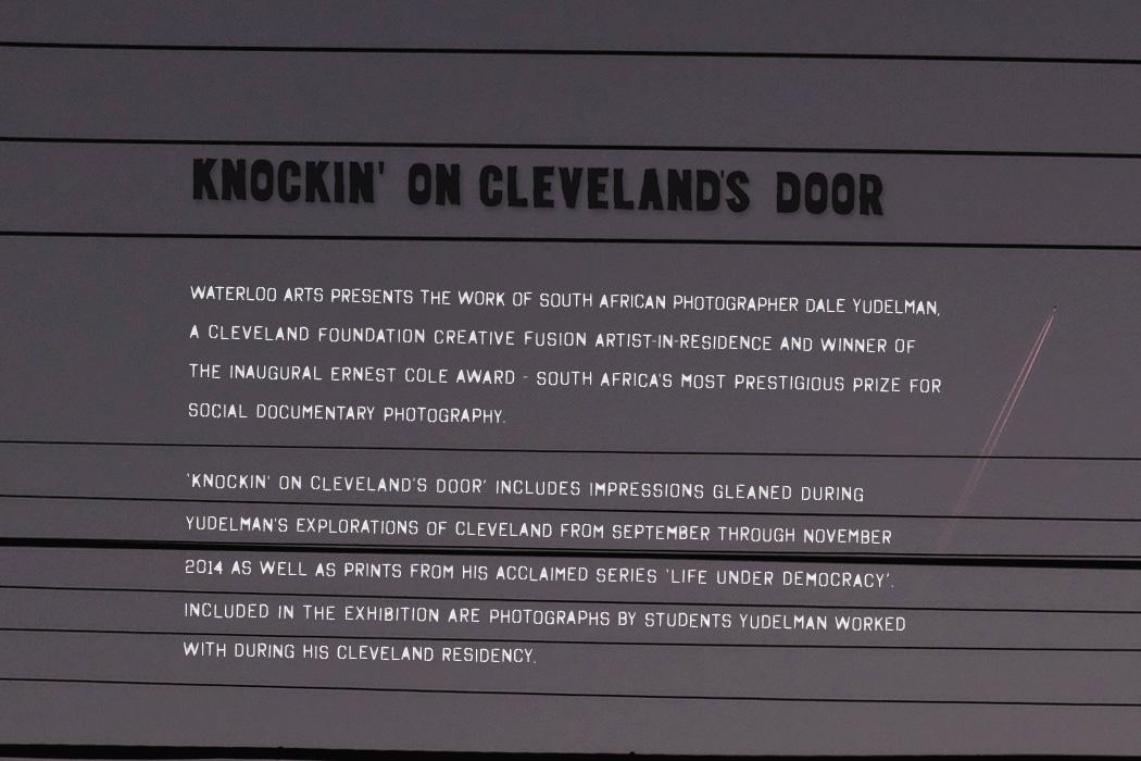 "KNOCKIN"" ON CLEAVAND""S DOORINTRO"