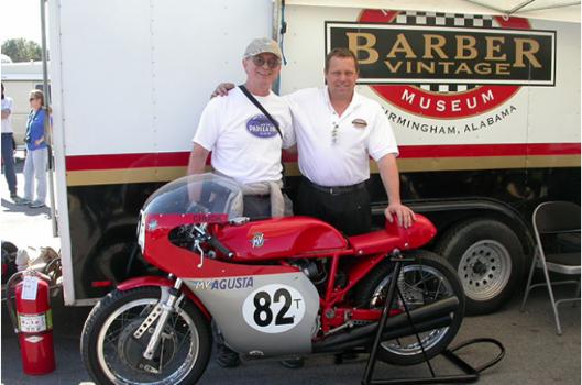 Photo: Barber Vintage Motorsports