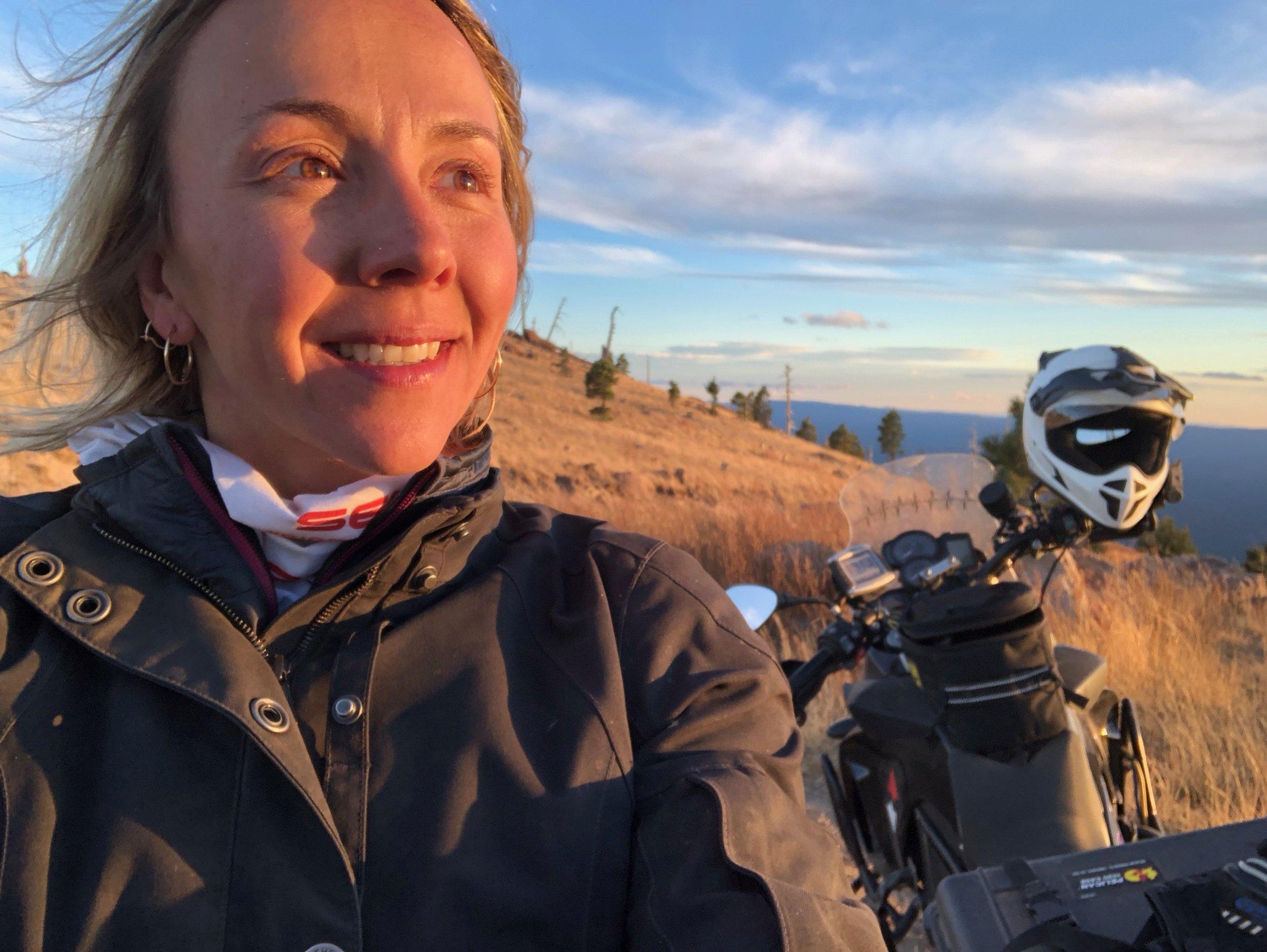 Eva Rupert - Adventure Motorcylclist//Master Mixologist