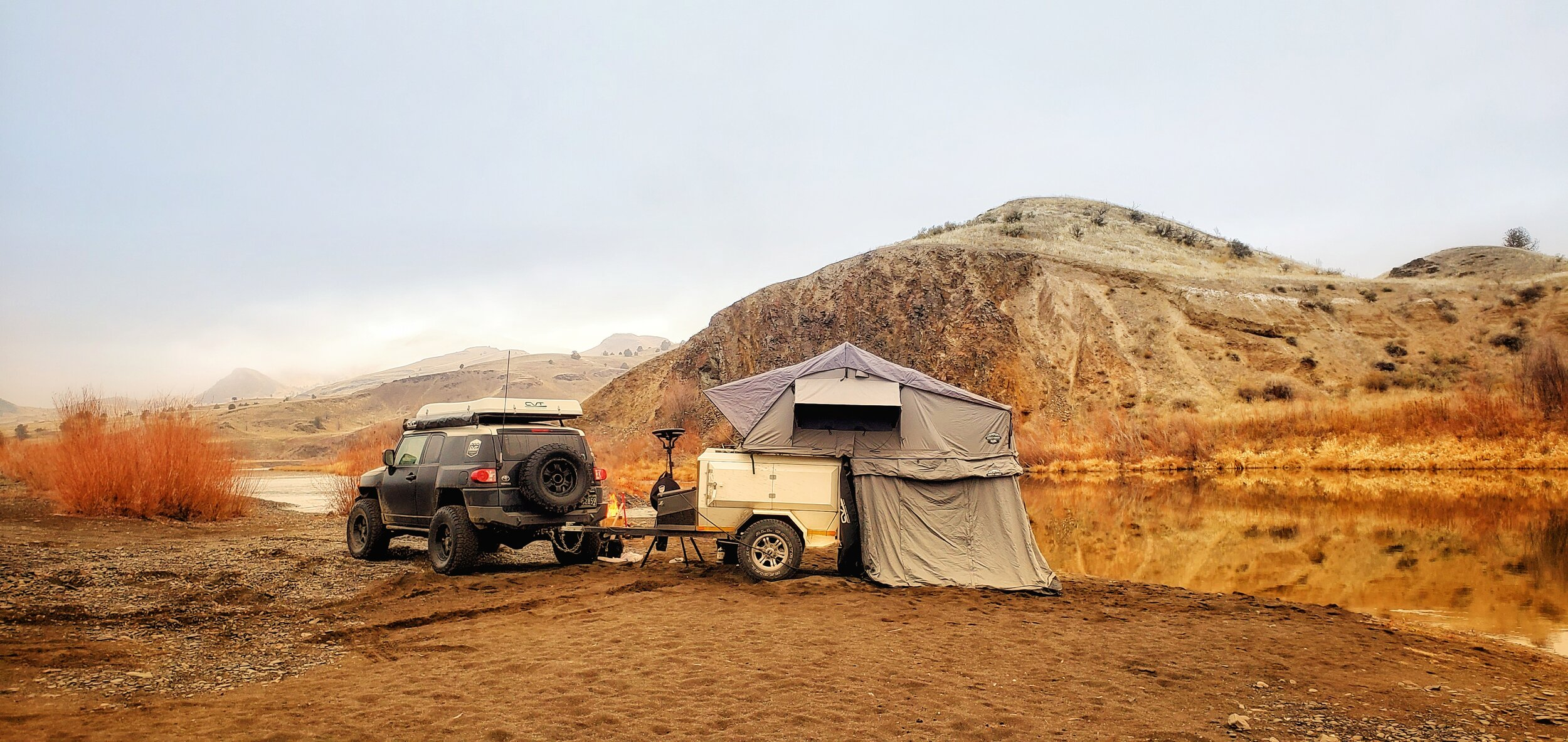 Best Overland Tents And Awnings Overland Expo