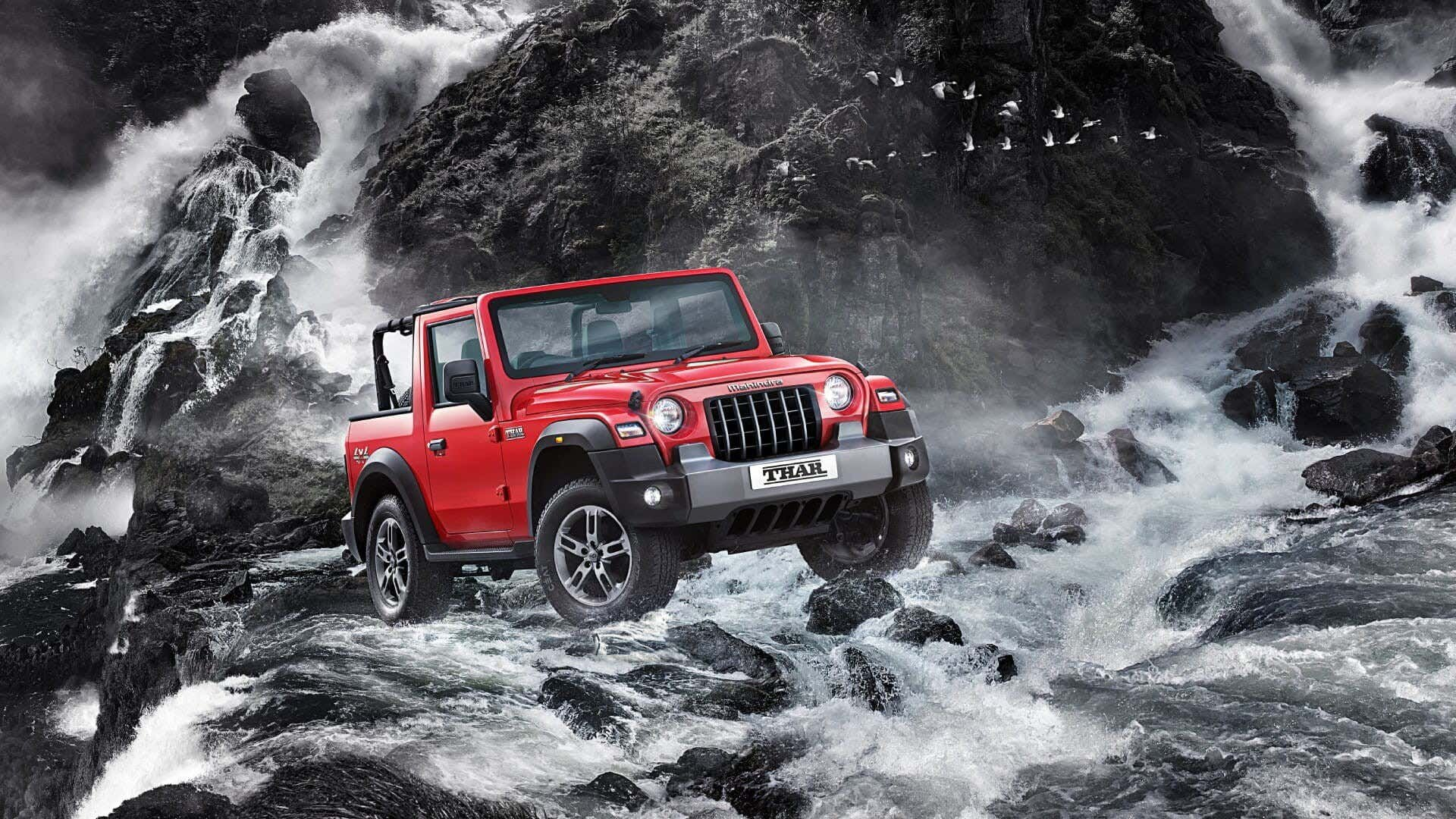 Mahindra Thar 4x4 Specs Details Pricing Overland Expo