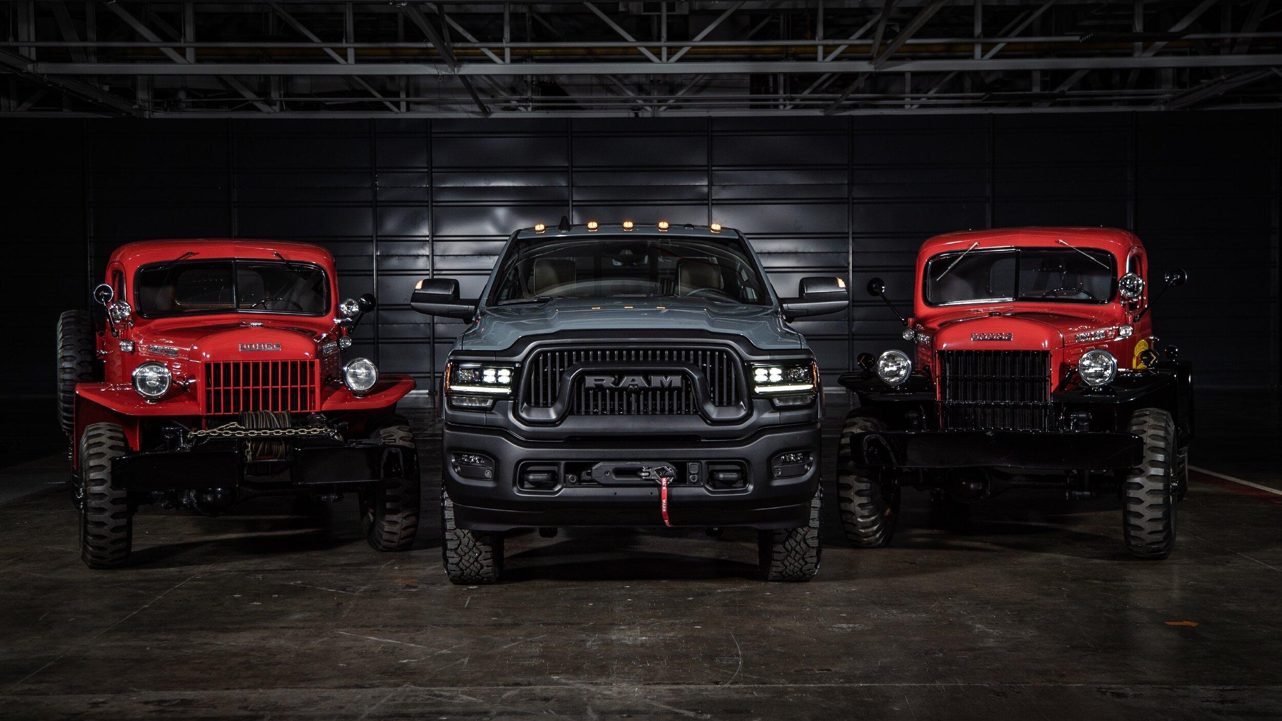 2021 Ram Power Wagon Details Specs Price Overland Expo