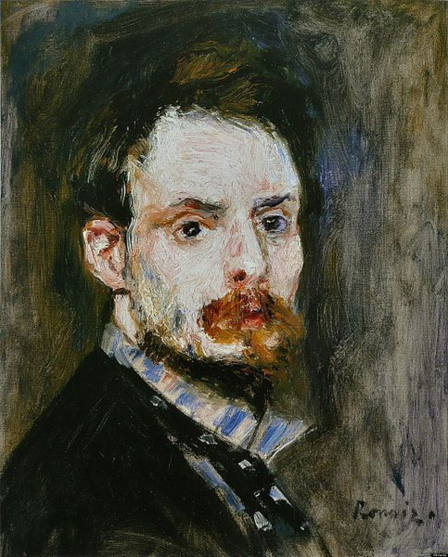 Pierre-Auguste Renoire - 1841-1919Considered to be the leader of the Impressionists