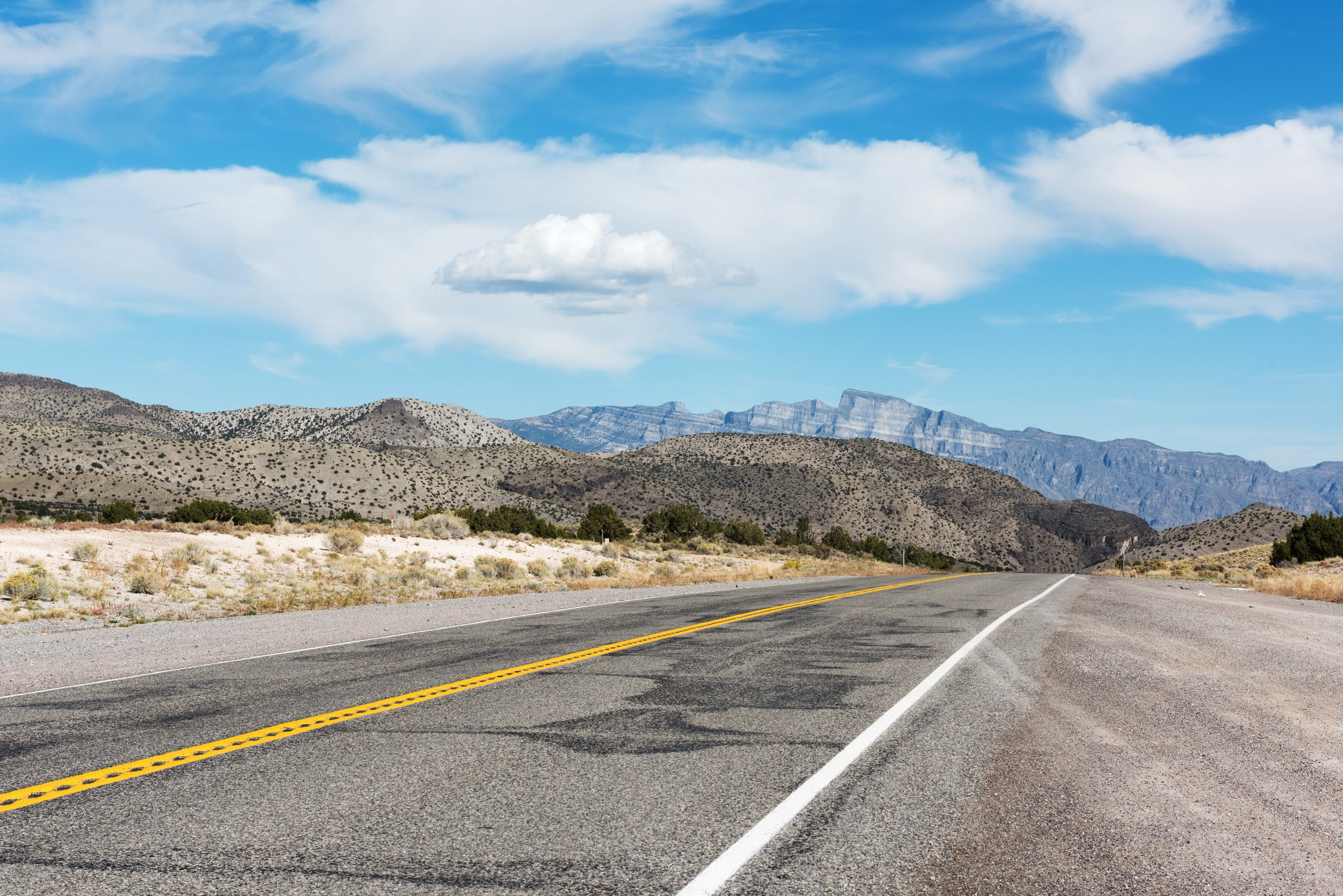 Utah-Road