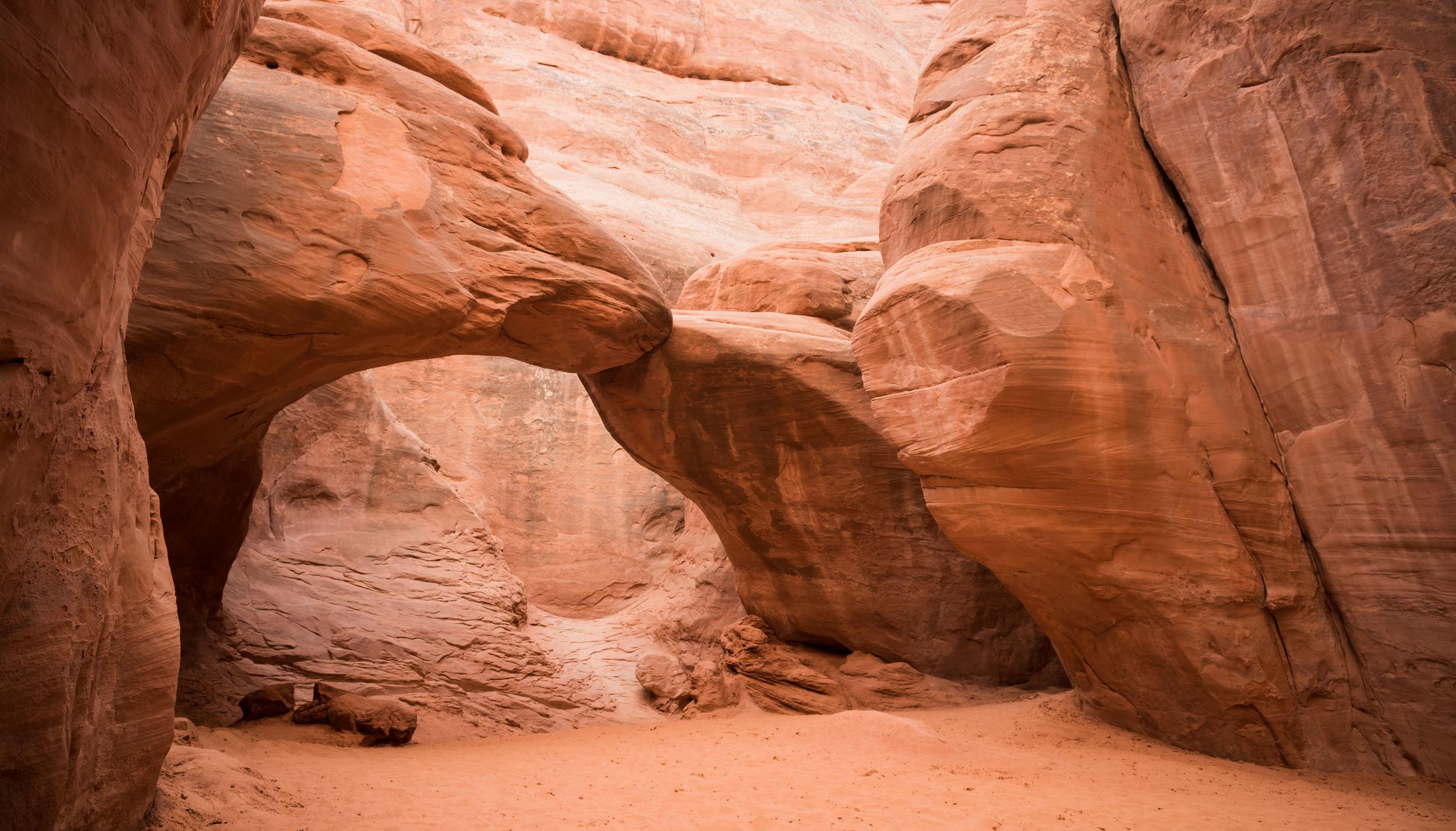sand-dune-arch-utah
