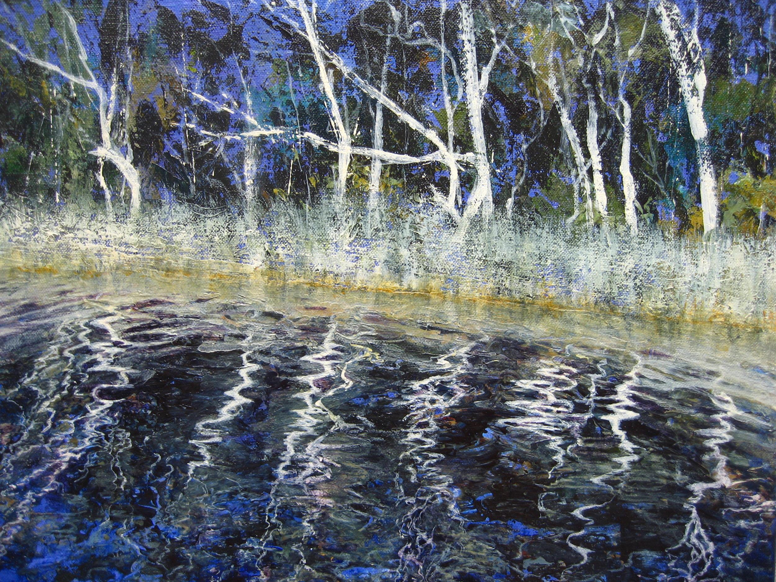 Myall Lakes, NSW, 2