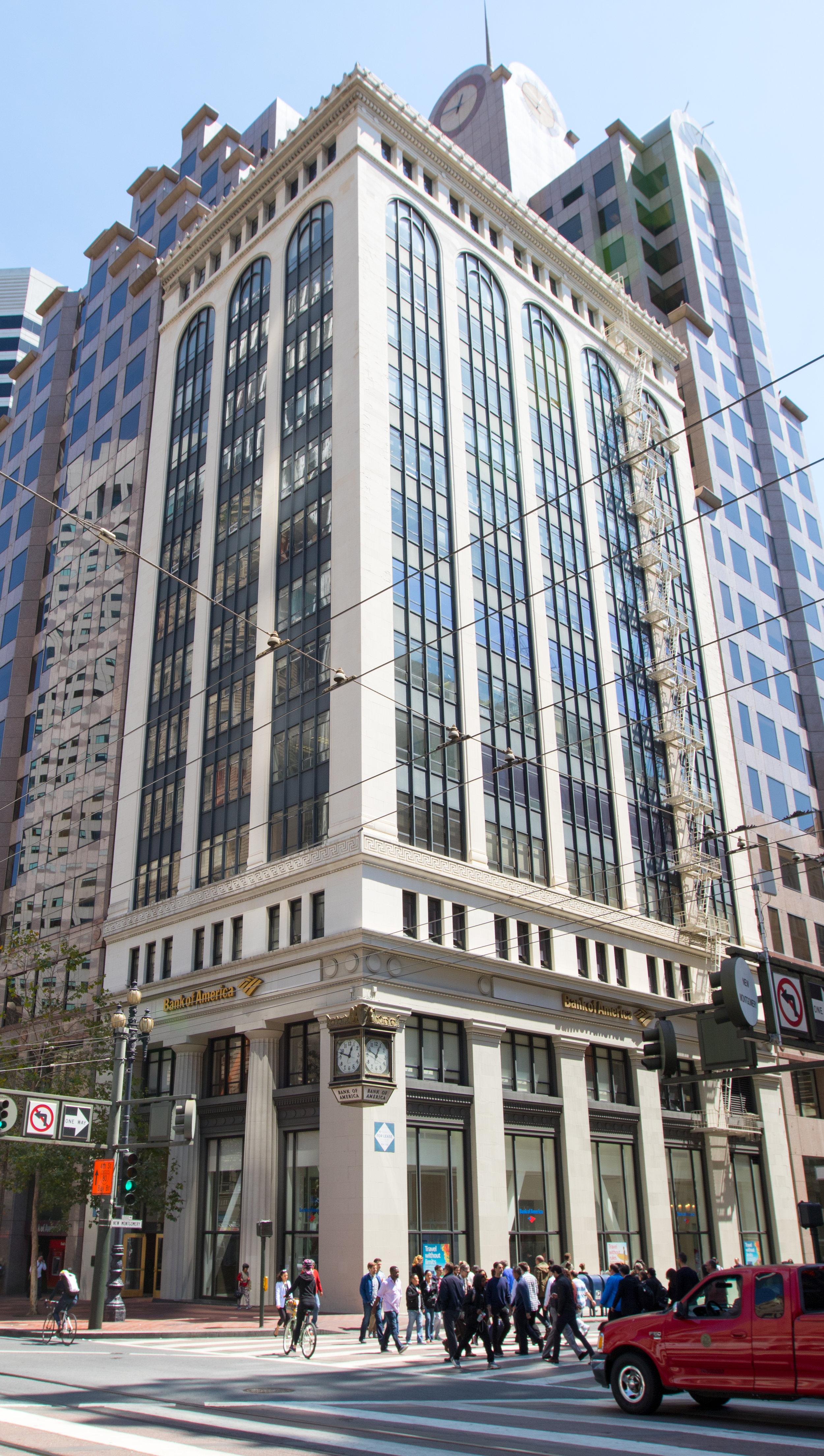 The Metropolis Trust Building