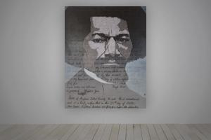Double Exposure - Douglass