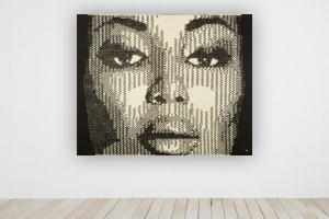 Patterns of Beauty - Naomi
