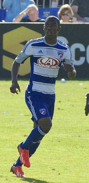 Ladies and gentlemen... Fabian Castillo!