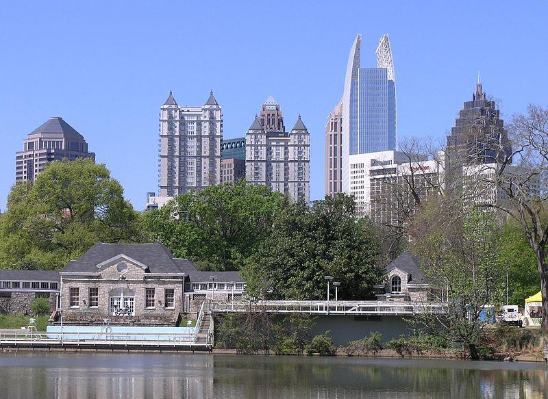 Atlanta. Georgia. United States of America.