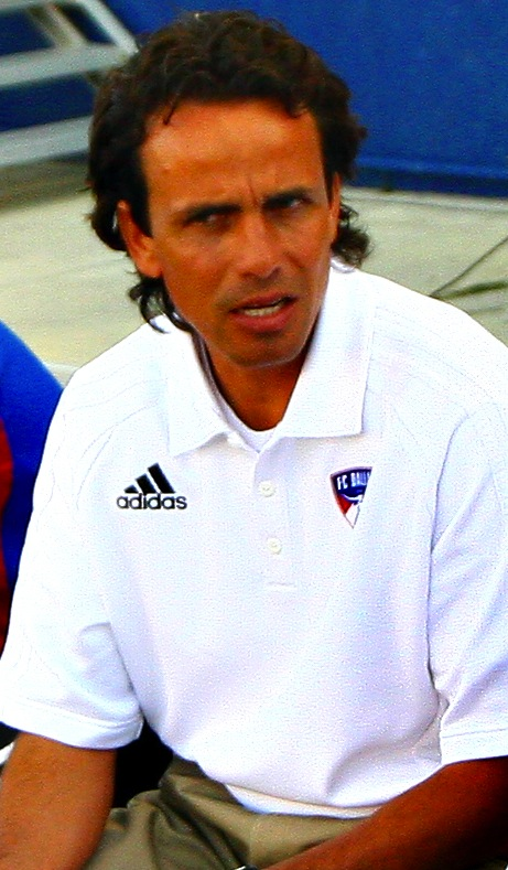 "FCD Head Coach Oscar Pareja:  ""Do not tell me another player is injured..."""