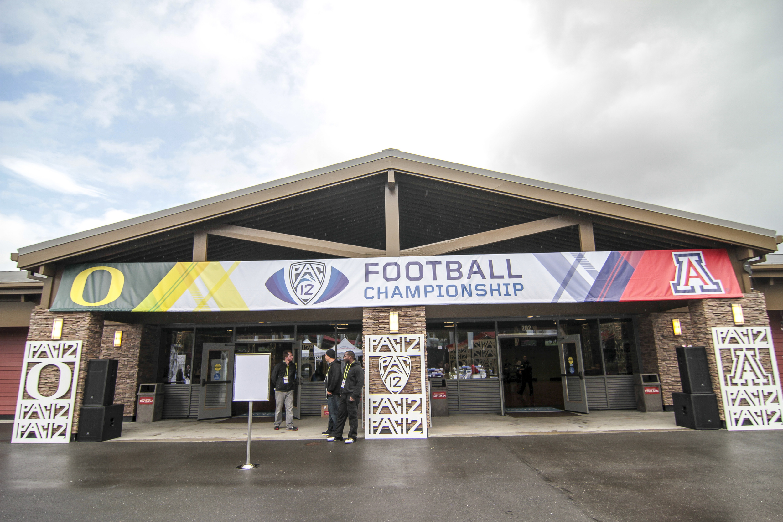 Pac-12 Football Championship Game VIP Tailgate