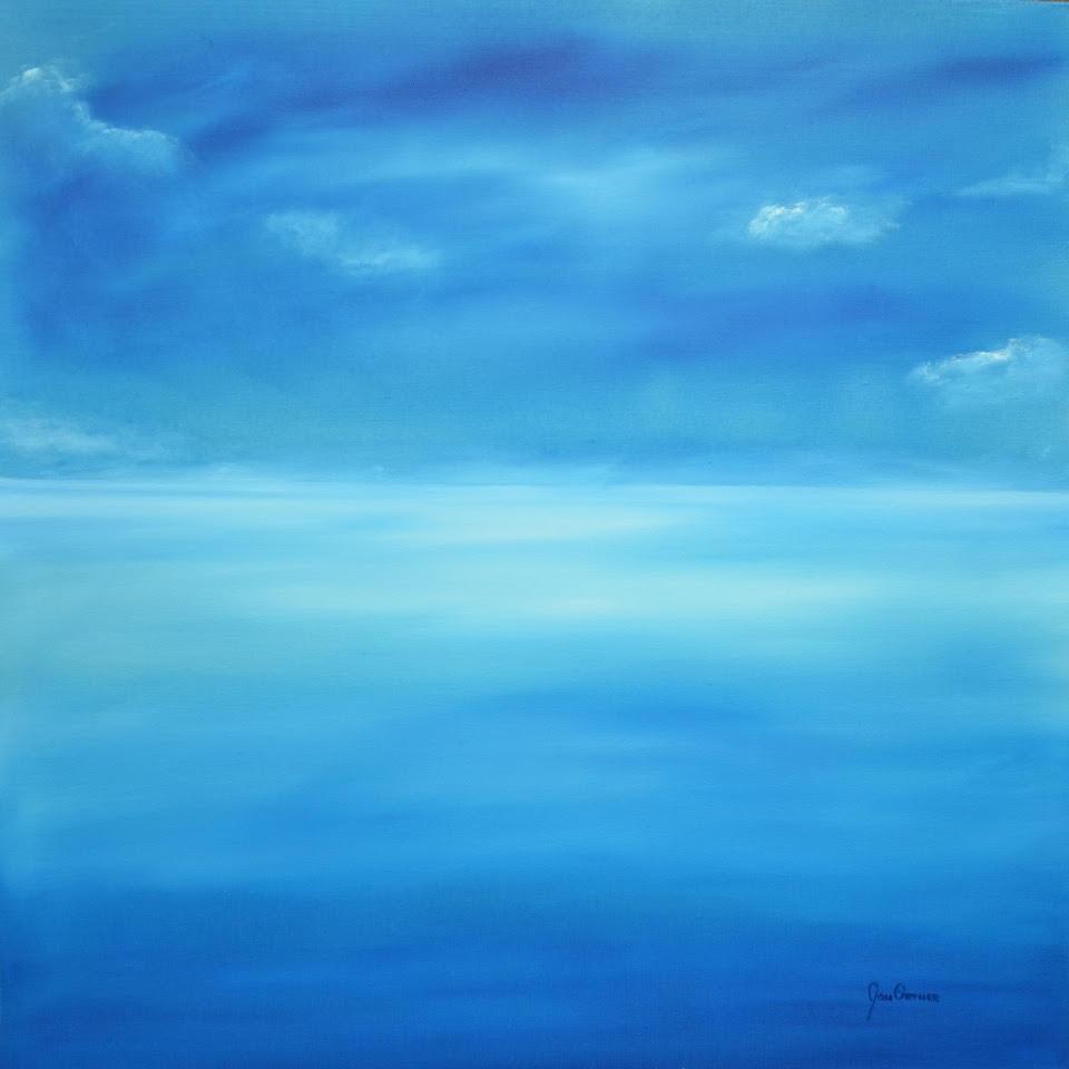 """The Blues"" by Jon Ortner"
