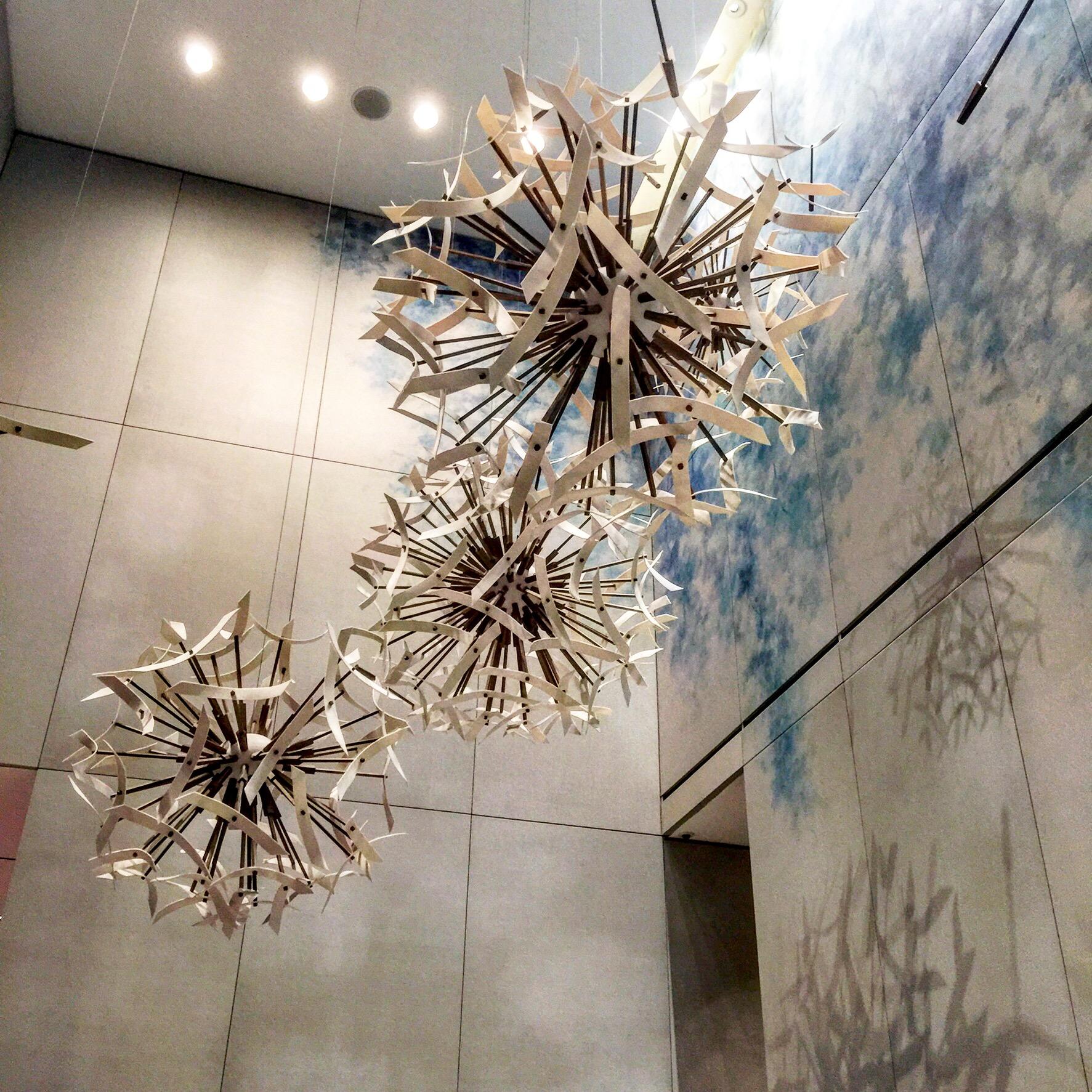 Lobby at Four Seasons, Toronto
