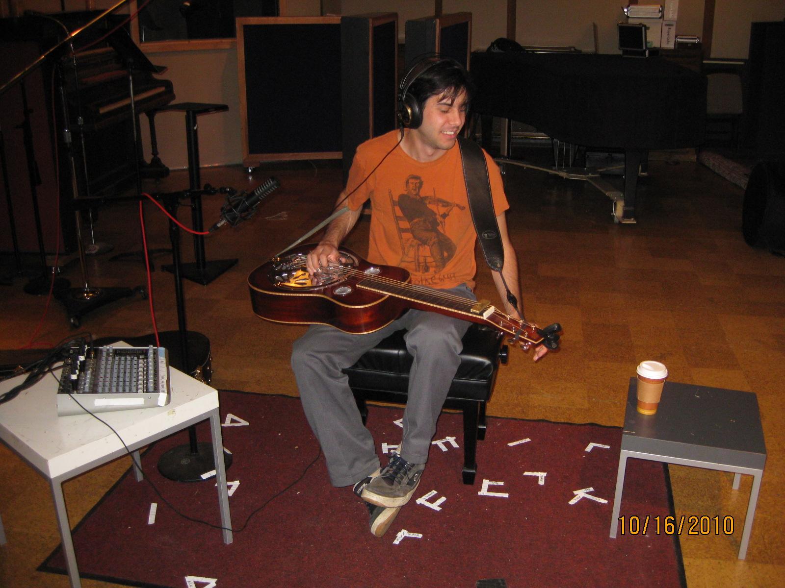 Will Fourt at Broken Radio.JPG