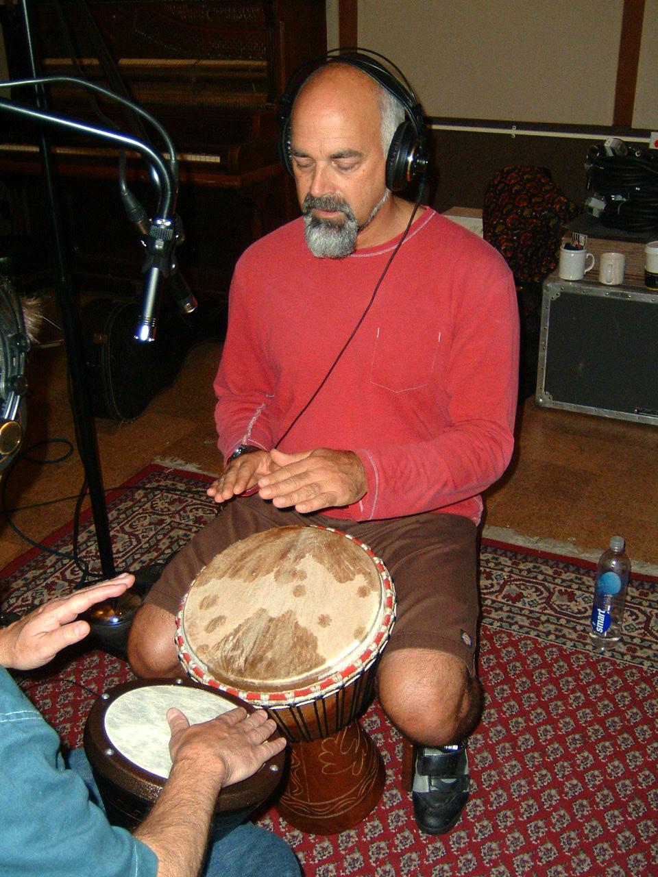 Matt on Drum.JPG