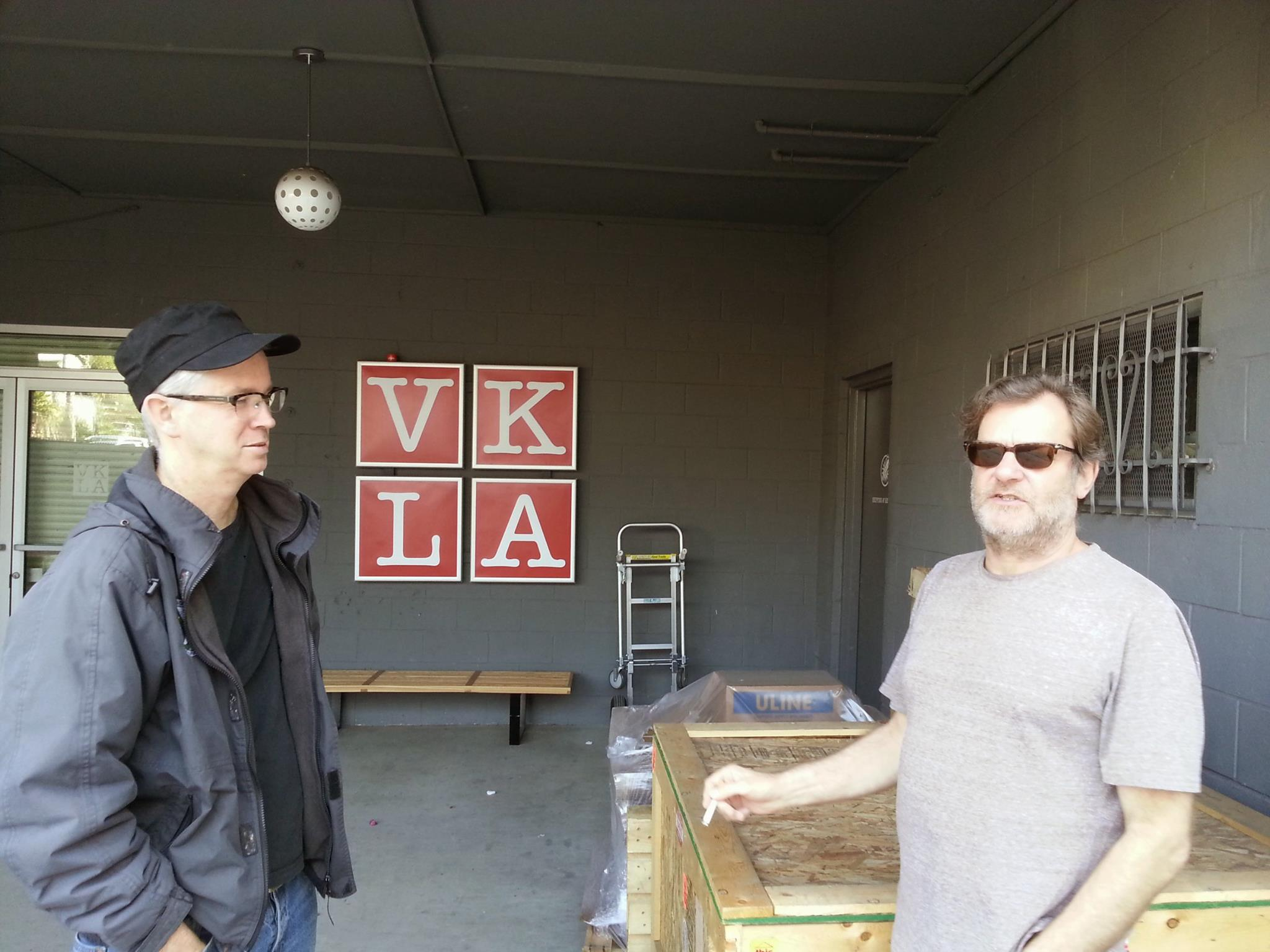 Sean and John Greeham at Infrasonic.jpg