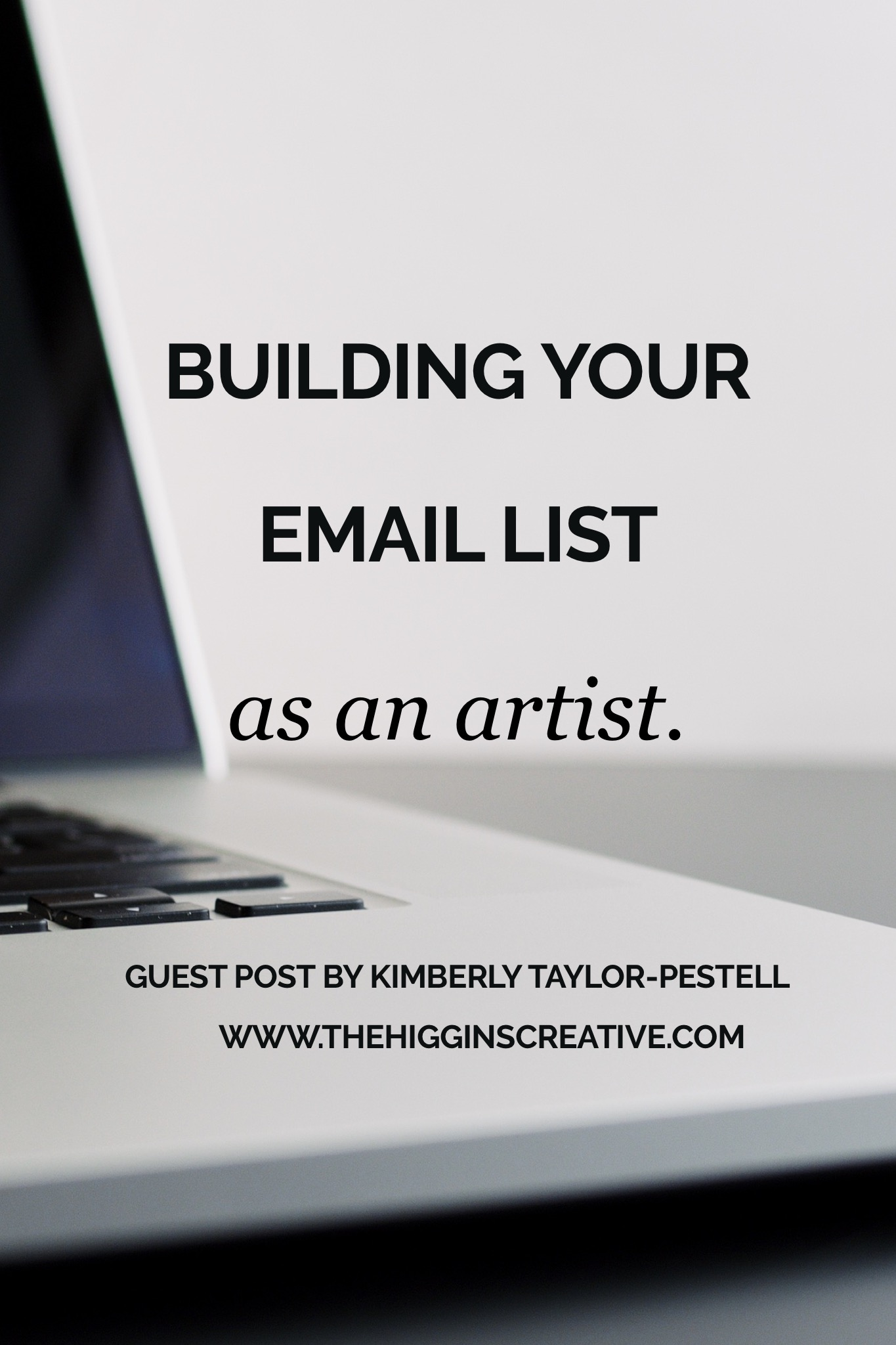 As an artist, blogger and letter-writing enthusiast, communicating in meaningful ways is at the forefront of my mind when engaging in person, over social media or through email. Find out how to build and grow your email list as a maker and artist. For small businesses and boss babes trying to market their art online