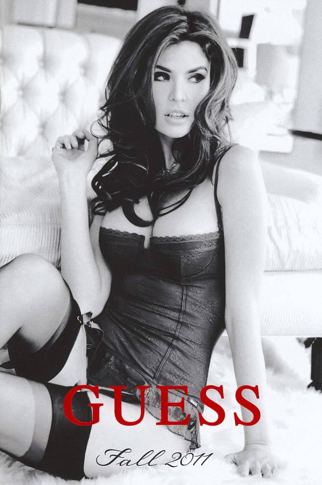 Julia Lescova Guess Lingerie 1.jpeg