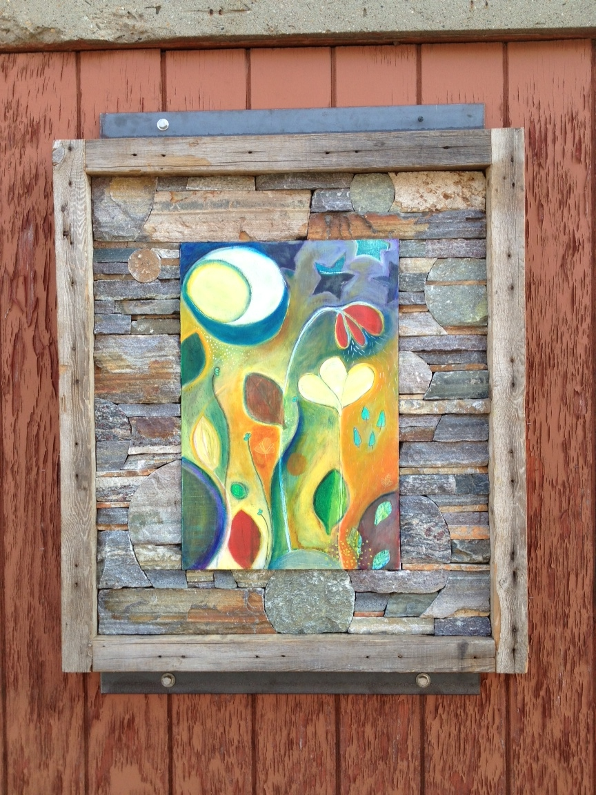 Kindred  3.5' x 4'  $2800