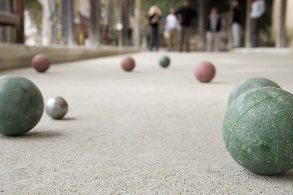Bocce Ball Games -