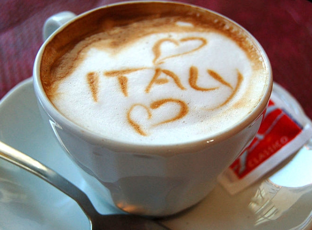 Espresso cart -