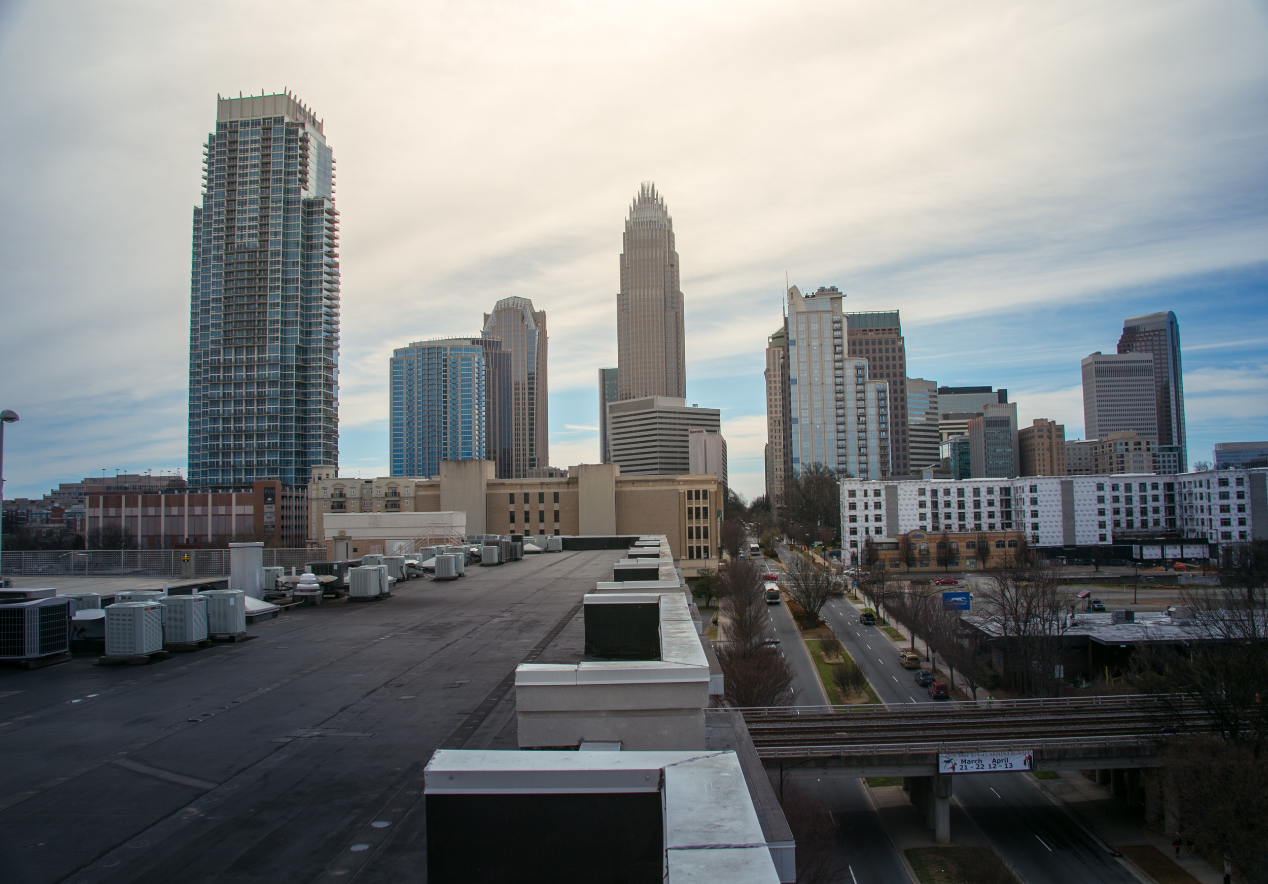 Roof Hopping In Charlotte