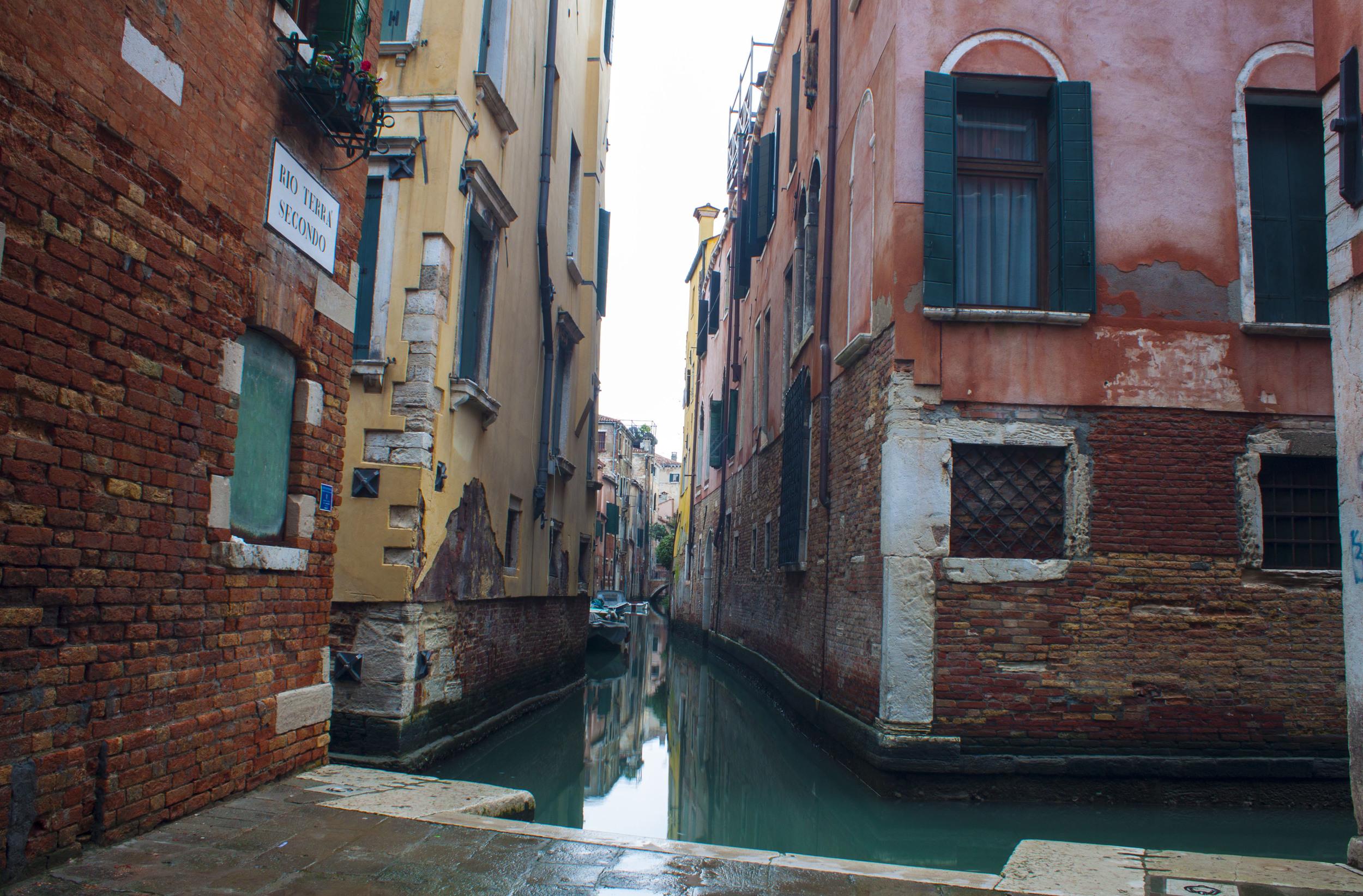 Calm in Venice