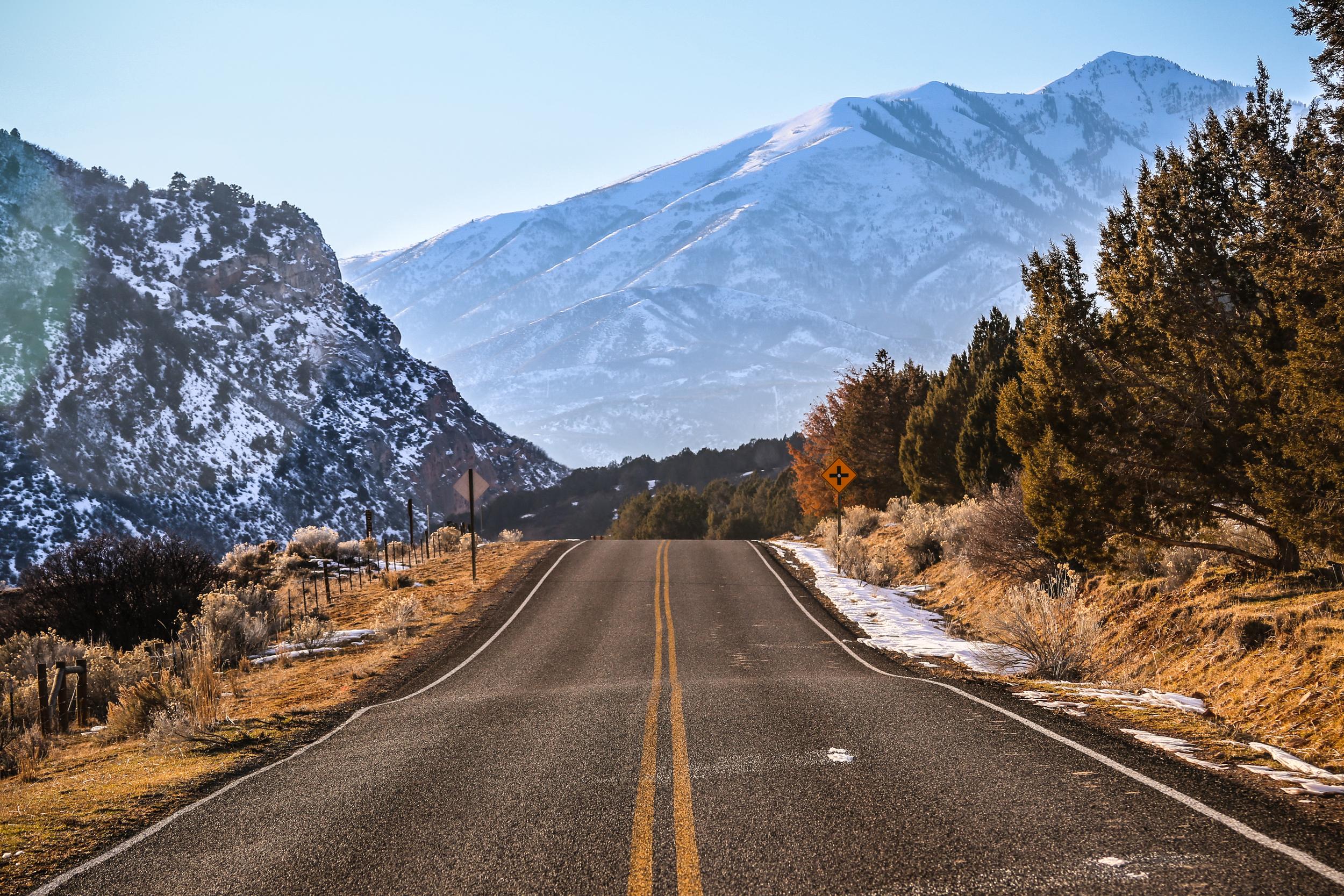 Long Walk in Utah