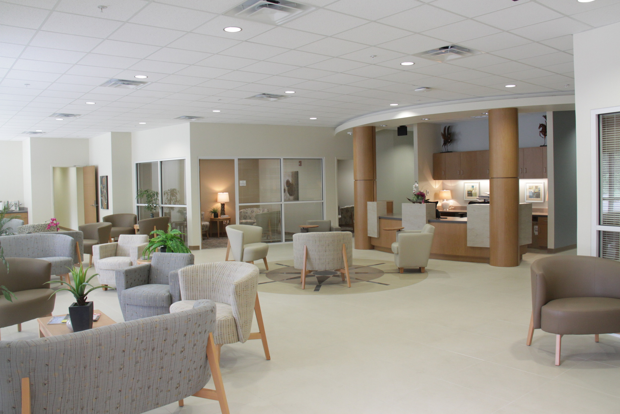 University of Central Florisa - Faculty Practice - Family Support Area