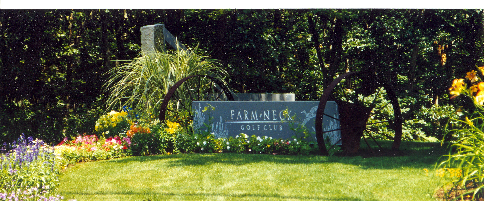 Residence on farm Neck Golf Course - Recognizing nature
