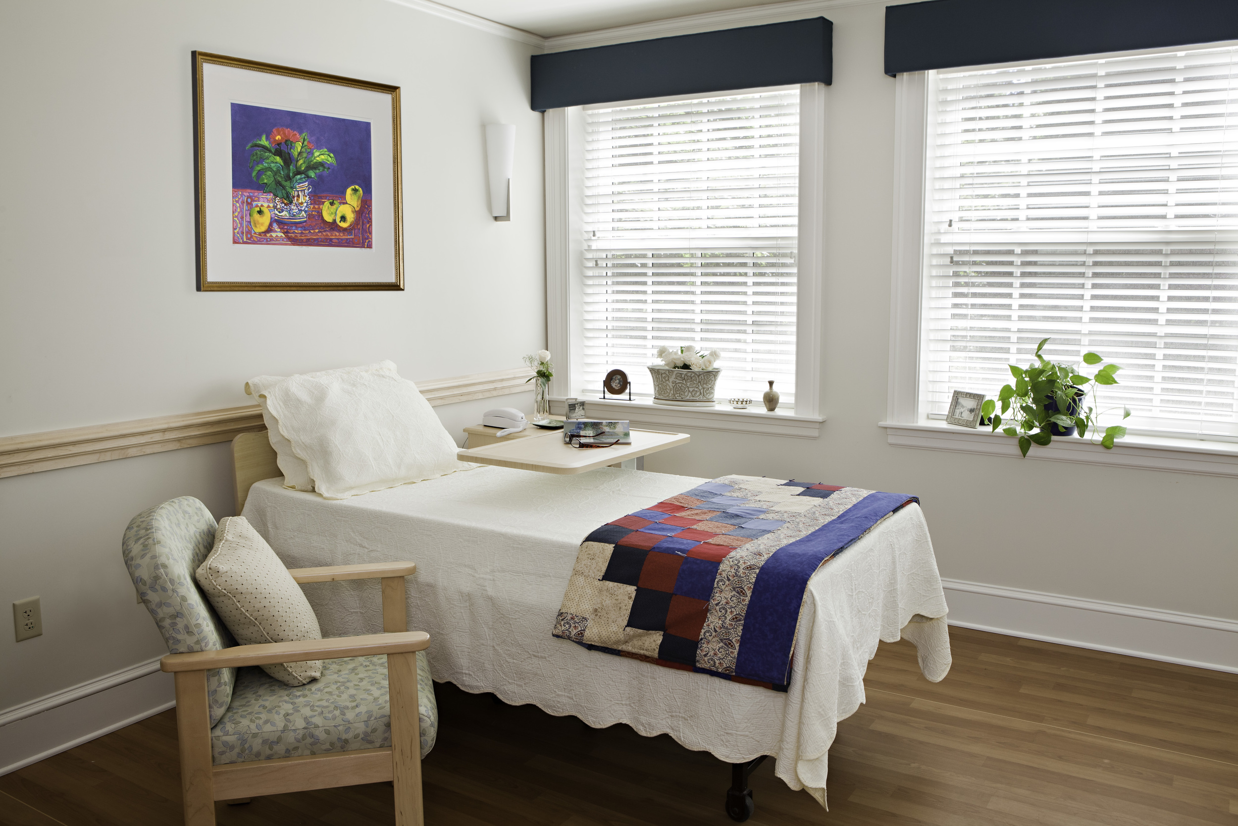 Resident Bedrooms