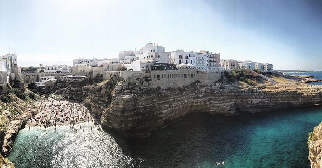 Trying to see the whole world all at once. // Headed to Matera today after Montenegro, Croatia, & a few nights in Ostuni but I can't decide if I'm more speechless in the face of the natural beauty of our planet, impressed by the people of the past who built cities on cliffs & carried bricks by hand to island mountain tops, or excited for the future I see on the horizon where great minds find ways to build a better world where we can live in harmony with our home. I've got big dreams & high expectations for us all, let's do this. 🙌🌎