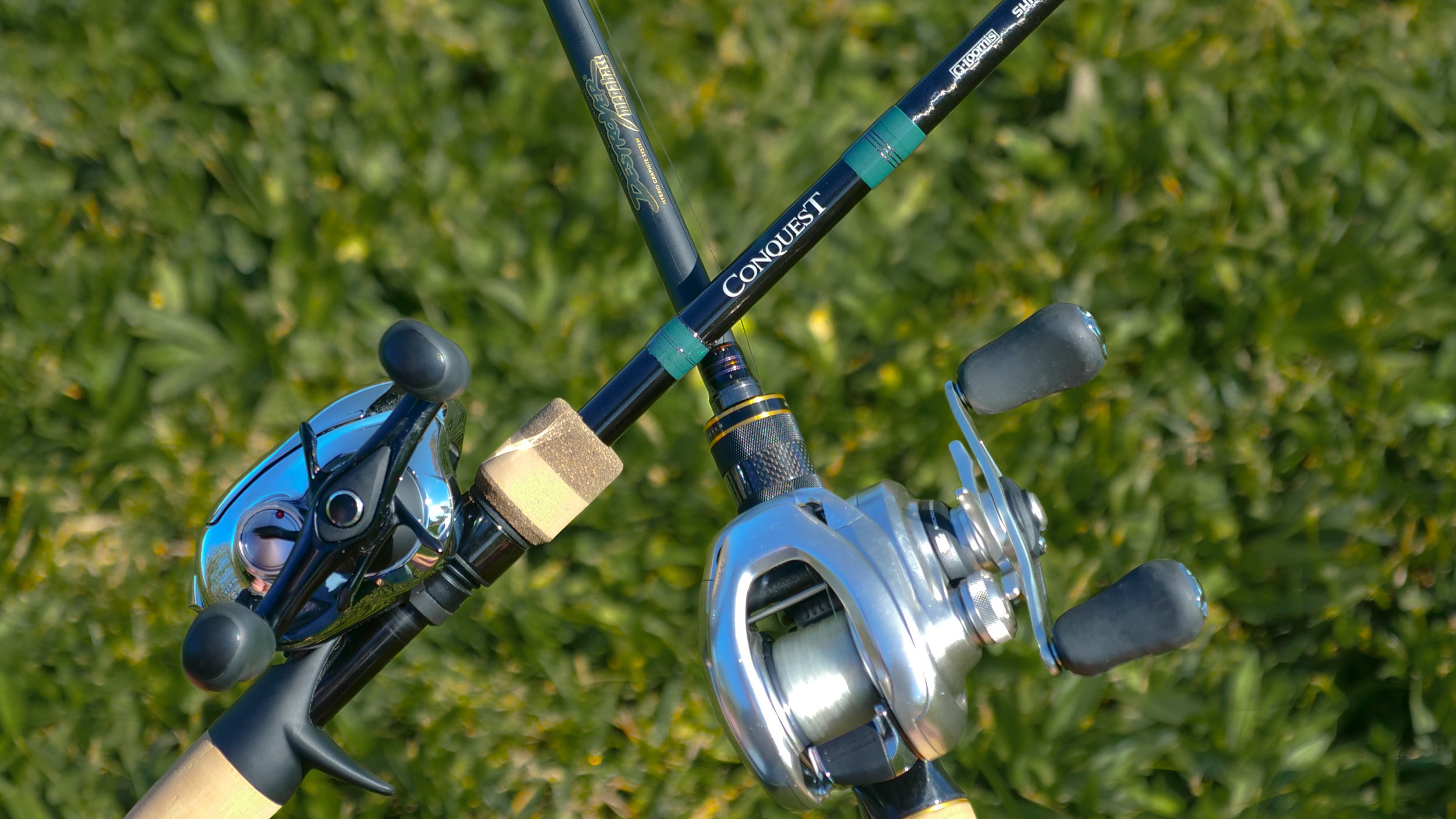 Buyer's Guide: High End Rods & Reels! — Tactical Bassin
