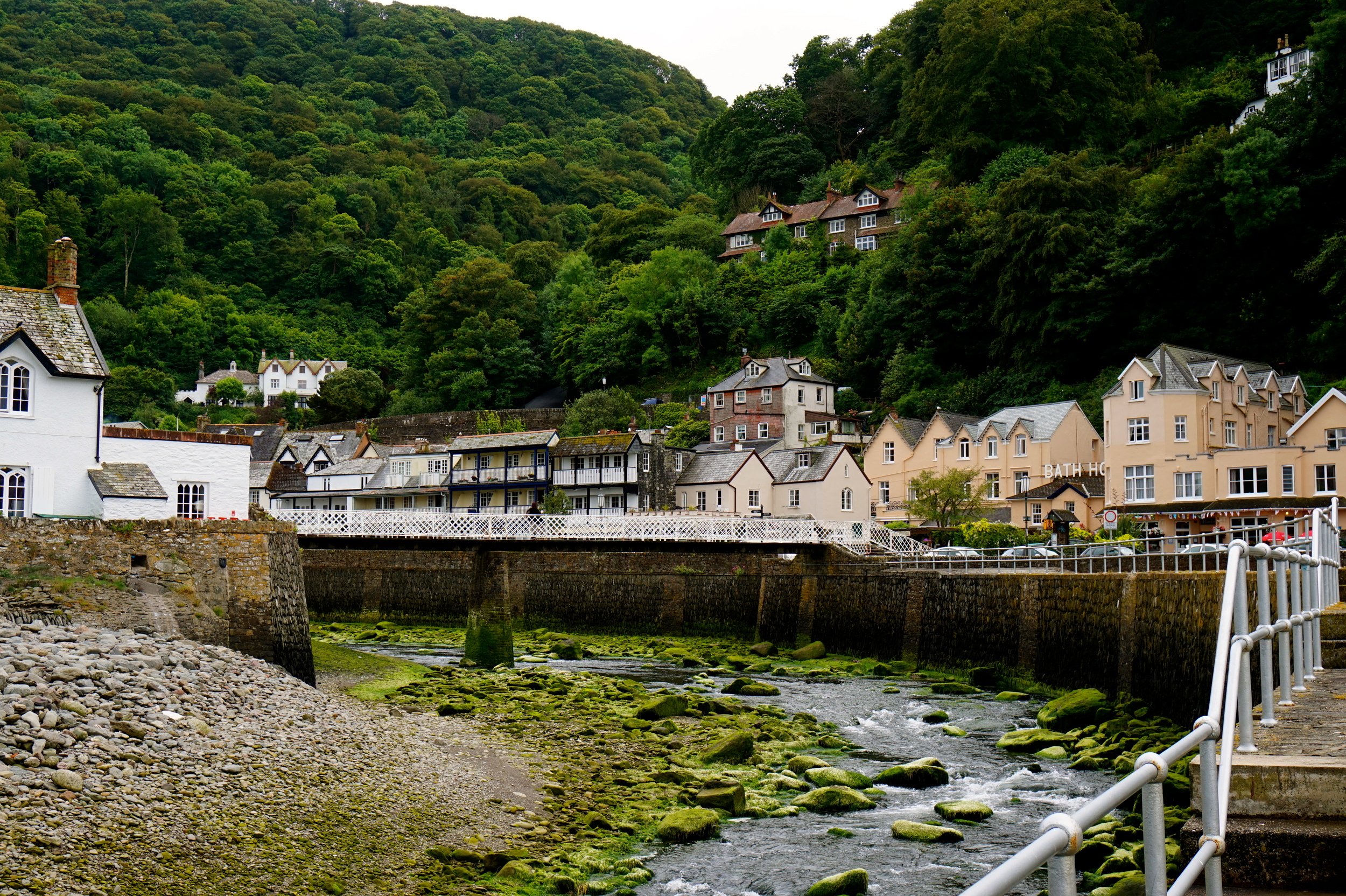 Lynmouth, England