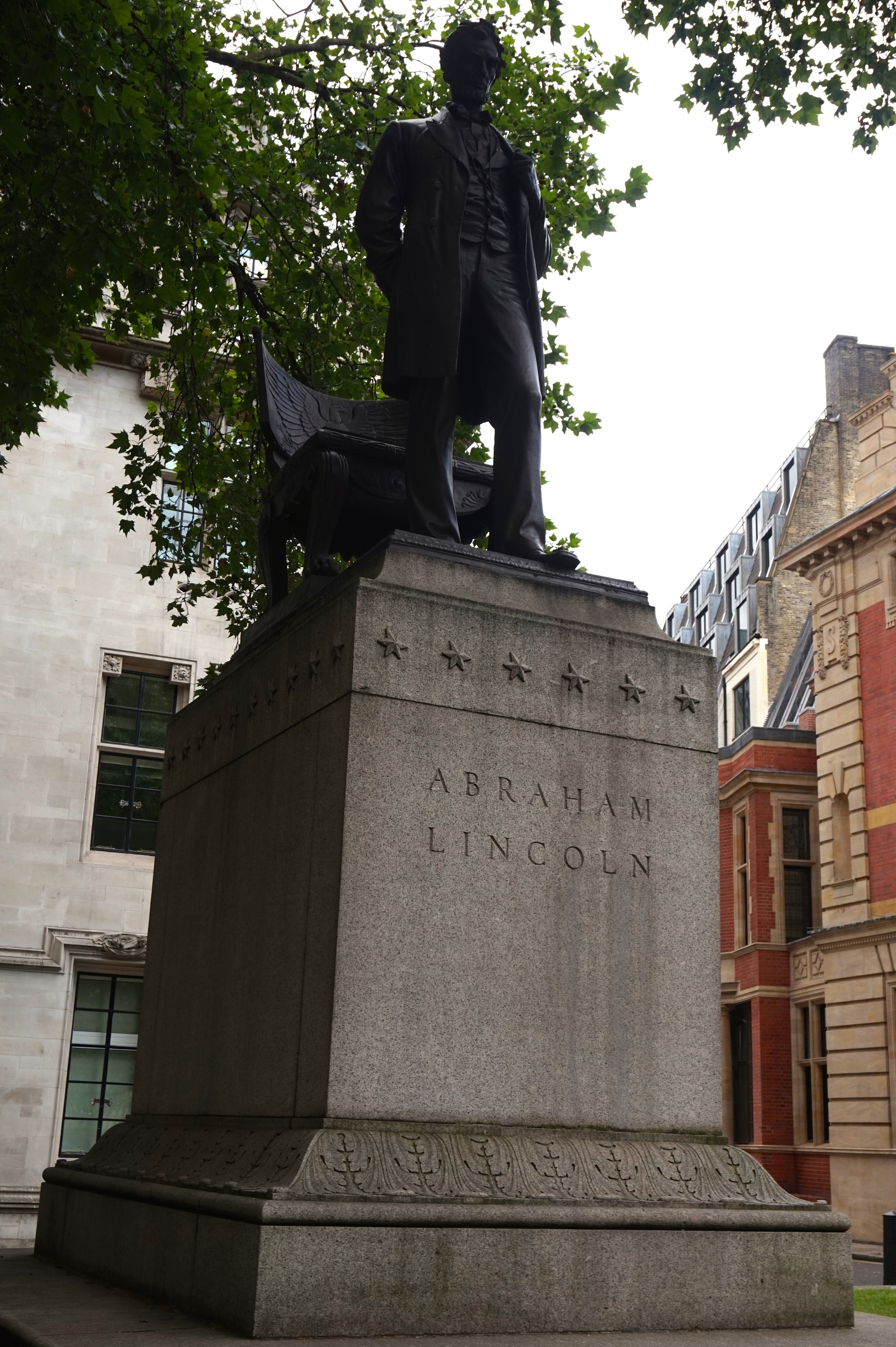 Lincoln in London